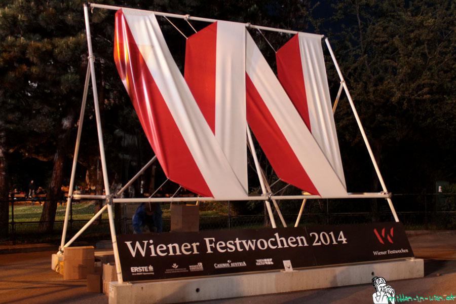 Eröffnung Wiener Festwochen_Banner
