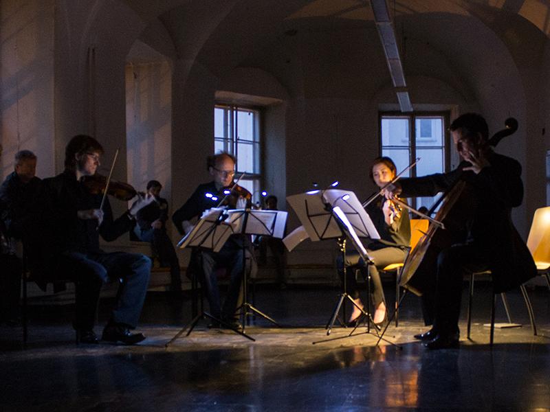 Das Hugo Wolf Quartett