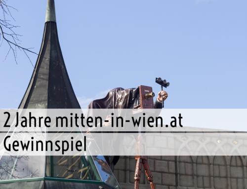 2 Jahre mitten-in-wien.at (mit Gewinnspiel!)