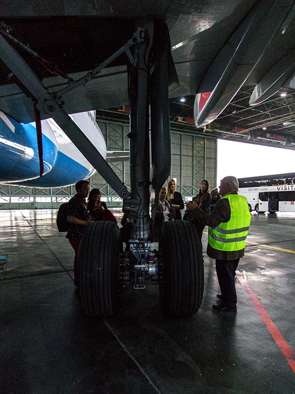 Räder einer A380