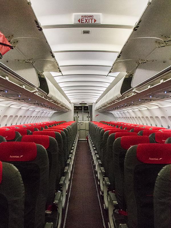 Im Inneren der A380