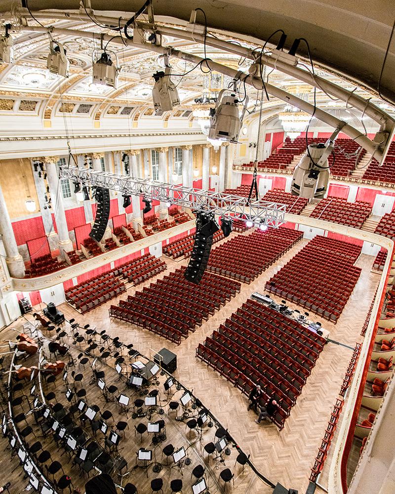 März 2017: Besuch im Wiener Konzerthaus, auf Einladung von @siemens_austria <3