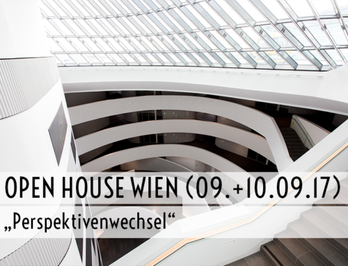 OPEN HOUSE WIEN 2017