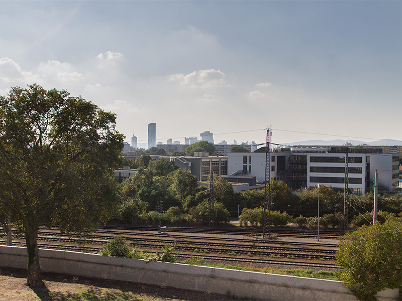 Metastadt Altes Wagenwerk