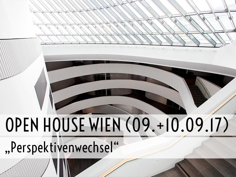 OPEN HOUSE WIEN 2017