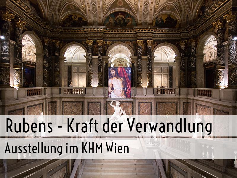"""Ausstellung """"Rubens – Kraft der Verwandlung"""""""