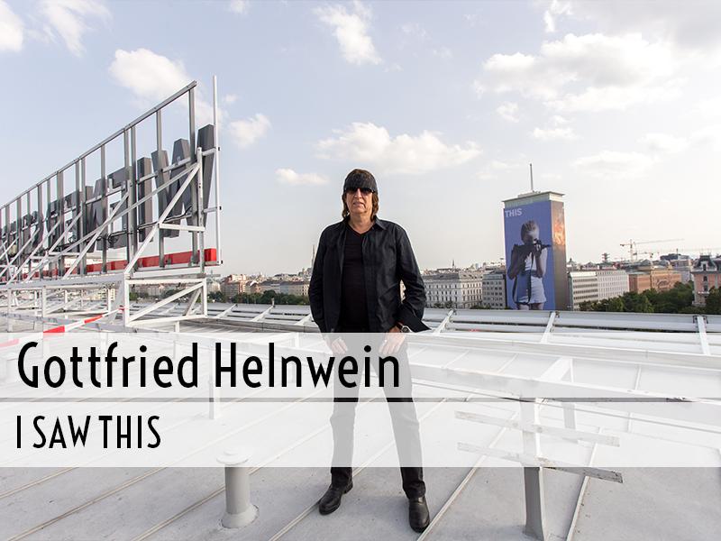Gottfried Helnwein – Ringturmverhüllung